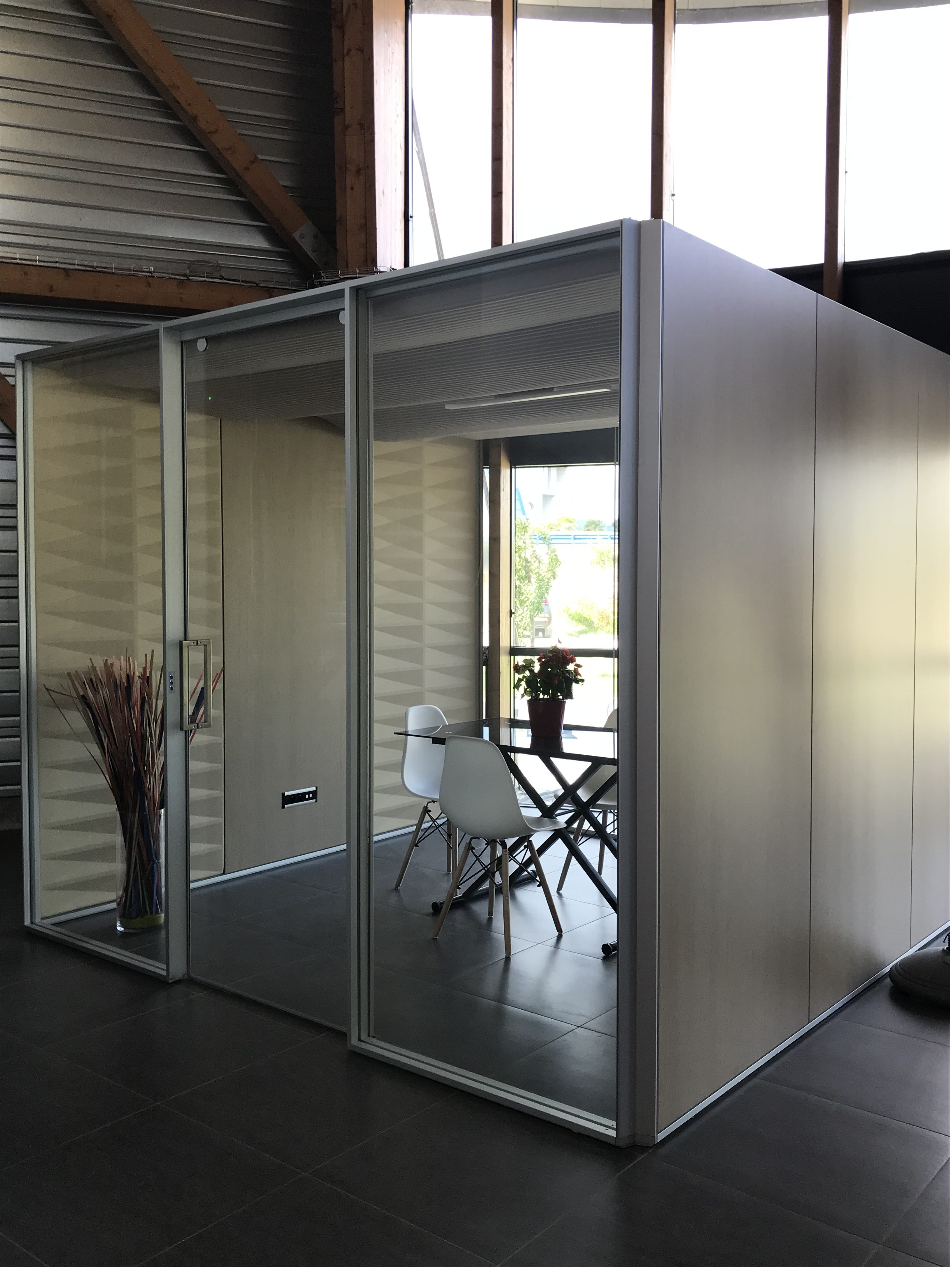 Location Box acoustique - Numérian