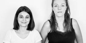 Manon Restier et Marlène Gomes - Numérian