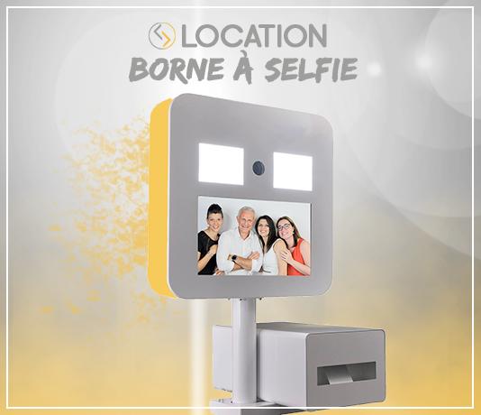 Location selfie box - Numérian