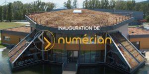 Inauguration Numérian