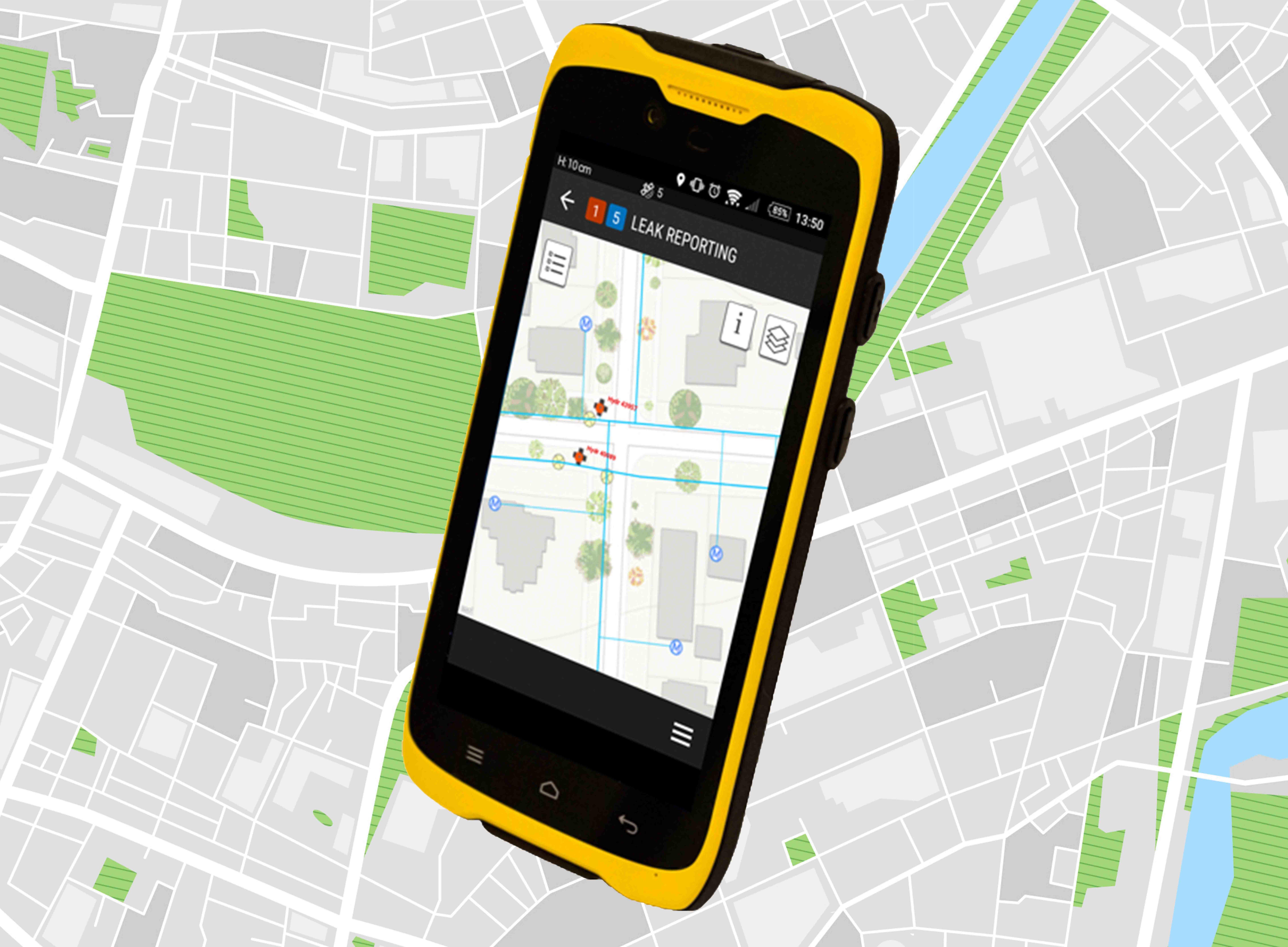 GPS application